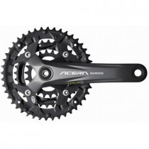 SHIMANO Chainset FC-M391 22/32/44 8sp Octalink 175mm Black (27711)