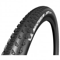 """MICHELIN Tyre JET XCR Tubeless 27.5""""x2.25 TLR Black (C4902164)"""