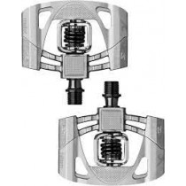 CRANKBROTHERS Pedals MALLET 2 Raw /Silver (15986)