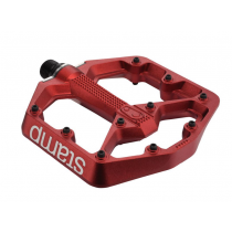 CRANKBROTHERS Pedals STAMP 7 Small Red (16005)