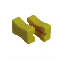 SHIMANO Hydraulic Cable Mount Block - TL-BH61 - Yellow (Y8H198030)
