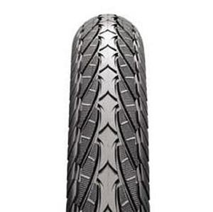 MAXXIS Neumático Overdrive Maxxprotect - 700x38c - Aro rígido - Negro (4717784018034)