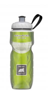 POLAR BOTTLE 2015 Bidón isotermo Sport 20oz Verde (617823032004)