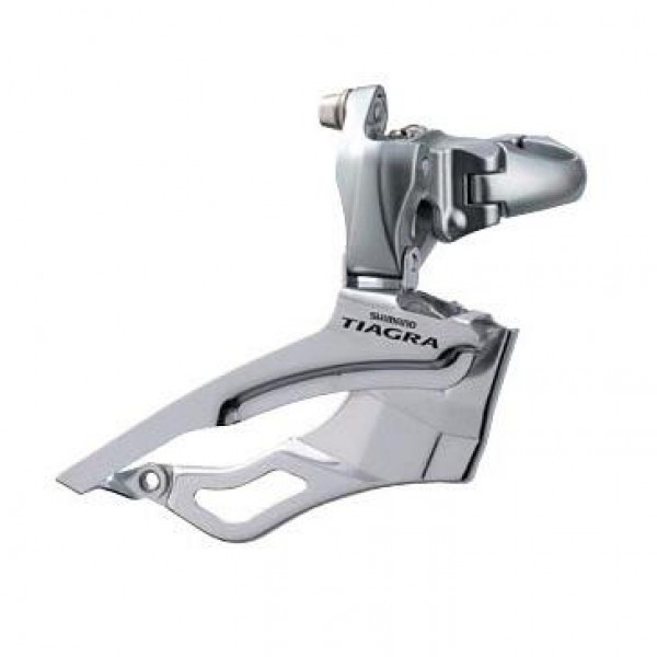 SHIMANO 9sp Front derailleur Tiagra FD4503 High Clamp 31.8mm (without bolt) Silver (IFD4503BSM)