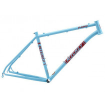 RITCHEY Frame P-650B Cyan/Red Size 15""