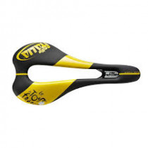 SELLE ITALIA Saddle SLR Kit Carbonio Superflow S3 Tour de France Black/Yellow (041P130ICA001)