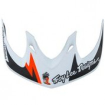 TROY LEE DESIGNS Helmet Visor Vertigo A1 White (A3116047)