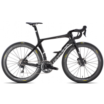 OLYMPIA COMPLETE ROAD BIKE BOOST Carbon DISC - SHIMANO DURA ACE 9120  - Size M Black