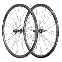 URSUS Wheelset IZAR ROAD 700 Clincher  11sp Shimano Black