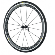 MAVIC FRONT Wheel COSMIC PRO Carbon 700C Black (101118019)