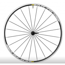 MAVIC FRONT Wheel AKSIUM ELITE 700C Clincher Black (101118023)