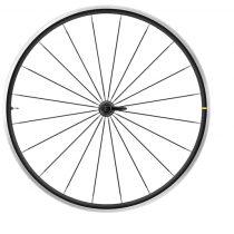 MAVIC 2020 FRONT Wheel AKSIUM ELITE 700C Clincher Black (101120006)