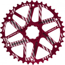 E.THIRTEEN Extended COG 42T For Shimano Red (FW10.ER-10SHIM.42.R)