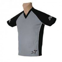 SHOCK THERAPY Jersey Hardride News Generation Grey/Black Size S (80105-BG-S)