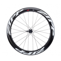 ZIPP FRONT Wheel 404 Firecrest Carbon Disc 700C Clincher (12x100mm) Black (101221031)