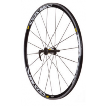 MAVIC FRONT Wheel COSMIC ELITE 700C Clincher (9x100mm) Black (101118077)