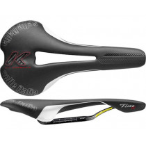 SELLE ITALIA Saddle FLITE Kit Carbonio Flow L2 Black (017A701ICA006)