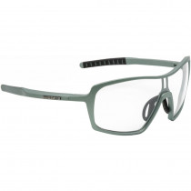 SWISS EYE Sunglasses ICONIC Grey Metallic Matt - Photochromic Clear (12643)