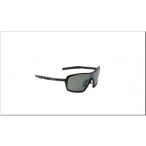 SWISS EYE Sunglasses ICONIC Black Matt/Black - Smoke Polarized (12712)