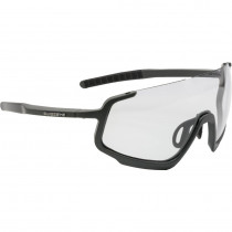 SWISS EYE Sunglasses ICONIC Anthracite Matt / Black - Photochromic Clear-Smoke (12731)