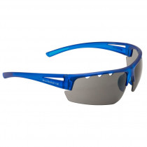SWISS EYE Sunglasses DAWN Dark Blue Matt / Light Blue - Smoke (12801)