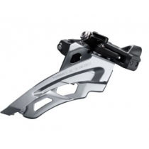 SHIMANO FRONT Derailleur DEORE FD-M6000 Side Swing Mid Clamp 31.8/34.9mm 3x10 sp (13260.8)