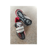 SUPLEST Shoes Crosscountry PROLOG Velcro Red Size 37 (02.002.37)