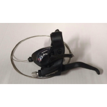 SHIMANO Lever/Shifter TX800 3sp Black (ST0027)