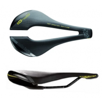 SELLE ITALIA Saddle  SP-01 TM Superflow TDF L3 Black/Yellow  (067P802IHC001)