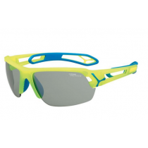 CEBE Sunglasses S'TRACK Matt Yellow Blue M (CBSTMPRO)