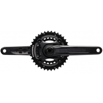 RACEFACE Chainset AEFFECT 36/22T (100mm) w/o BB 170mm Black (OCK16AE1002X2E170BLK)