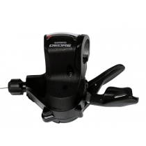 SHIMANO LEFT Shifter DEORE SL-M610 2/3sp Black (KSLM610LB)