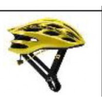 MAVIC Helmet CXR Ulti Black/Yellow Size M (MS37834721)
