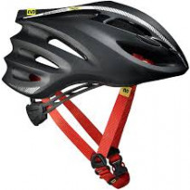 MAVIC Helmet  Syncro Black/Red Size L (MS35516723)