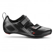 CRONO Shoes CT1 Nylon Black Size 46
