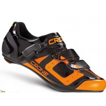 CRONO Shoes CR3 Nylon Black/Orange Size 45