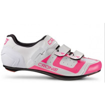 CRONO Shoes CR3 Nylon White/Pink Size 42