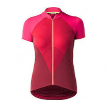 Mavic  Seq Jersey Cabernet/Jester Red M (MS40186321)