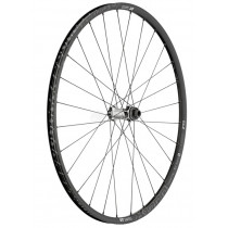 DT SWISS FRONT Wheel X1700 SPLINE TWO 27.5' Disc Predictive Steering (15x110mm) Black (W0X1700BHIXS012806)
