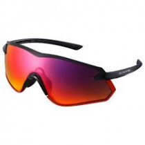 SHIMANO Sunglasses  S-Phyre X OPTIMAL Black/Lens Red (SHECESPHX1PLL03)