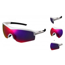 SHIMANO Sunglasses SPARK 1 White Metal (SHECEARLT1MLKW)