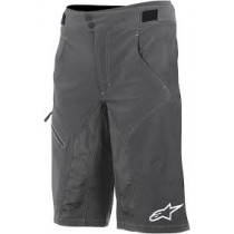 ALPINESTARS Short  Outrider Base Shadow Dark White Size 32