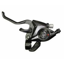 SHIMANO Shift/Brake Lever ST-EF51-L 3Sp Black ( ASTEF51LSBL)