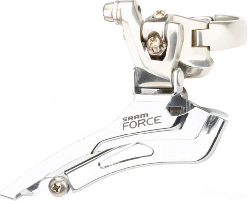 SRAM Front derailleur Force - High clamp - 31.8 Silver (00.7615.003.000)