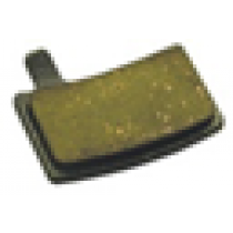 BARADINE Pair Brake Pads for HAYES STROKER TRAIL - Organic (BR.067)