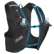 CAMELBAK 2019 BackPack ULTRA PRO VEST Black/Atomic Blue Size S (28120) (1137001092)