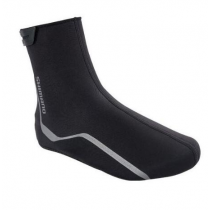 SHIMANO Pair Shoes Cover BASIC Black Size S (SHECWFABWMS51UL2S)