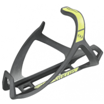 SYNCROS Bottle Cage Tailor Cage1.0 Left One Size Black/Sulphur Yellow (250589)