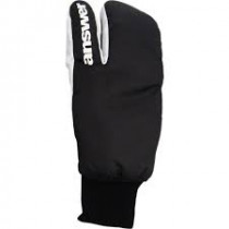 ANSWER Pair Gloves Sleestak Winter Mitt Black  Size M (30-25276-F023)