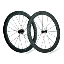 EASTON Wheelset EC90 Carbon AERO 55 Tubular Shimano Black (7020483 / 7020485)